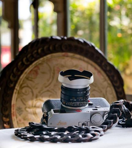 Ventilated Lens shade for the Leica 35mm Summilux-M ASPH f 1,4 FLE