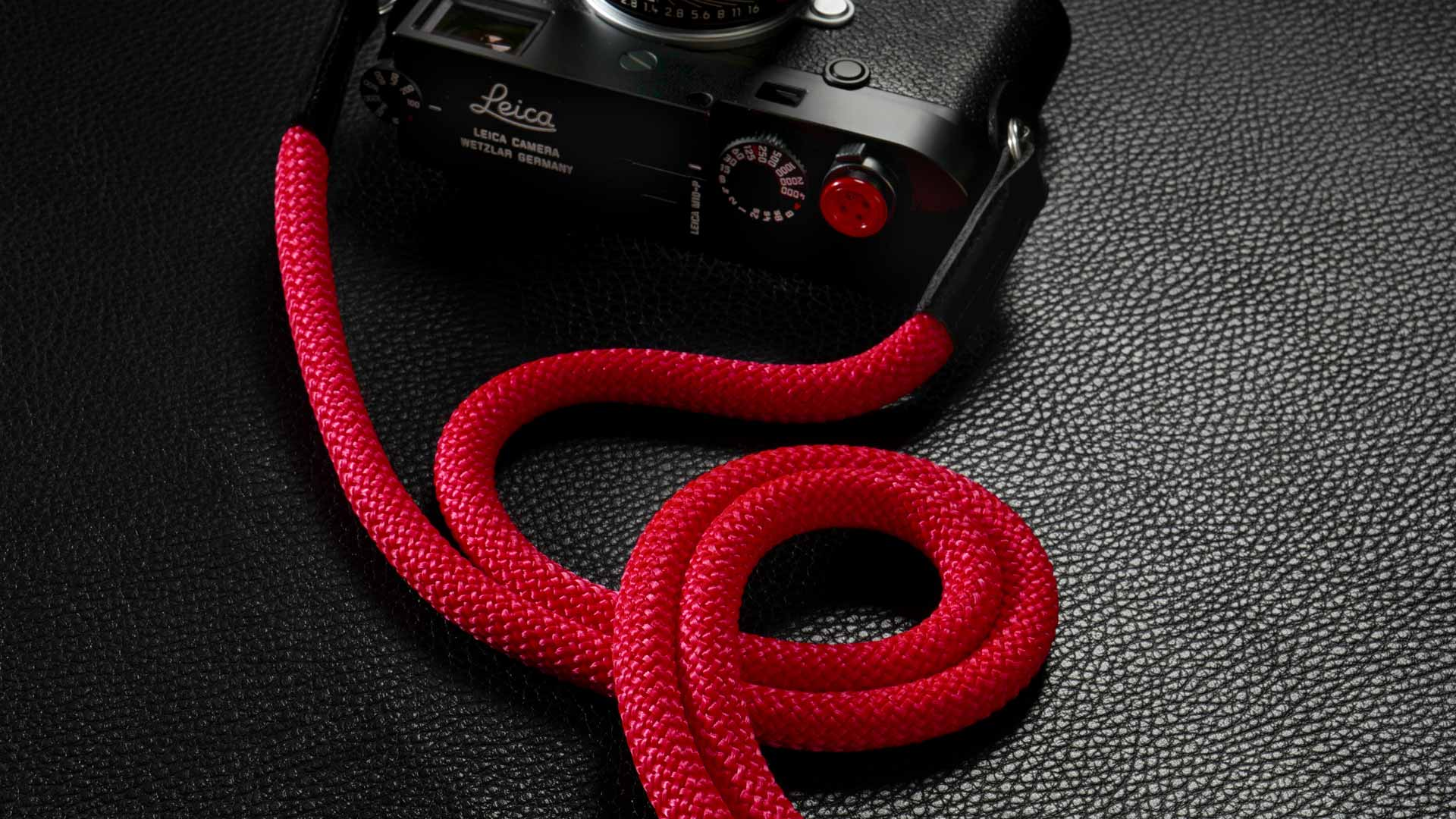 snake strap, rope strap, classic strap, rope camera strap, handmade leather camera strap, leica camera strap, mirrorless camera strap, handmade camera strap, dslr camera strap, red camera strap