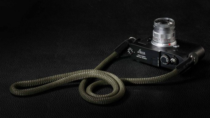 Snake Safari, Rope  Camera Strap