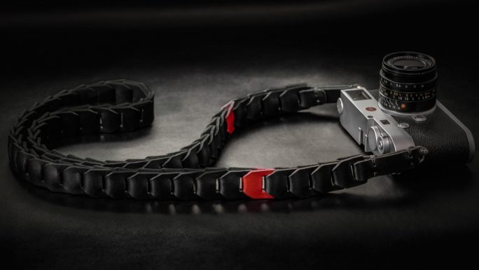 The Hendrix Red Dot Special Edition Strap