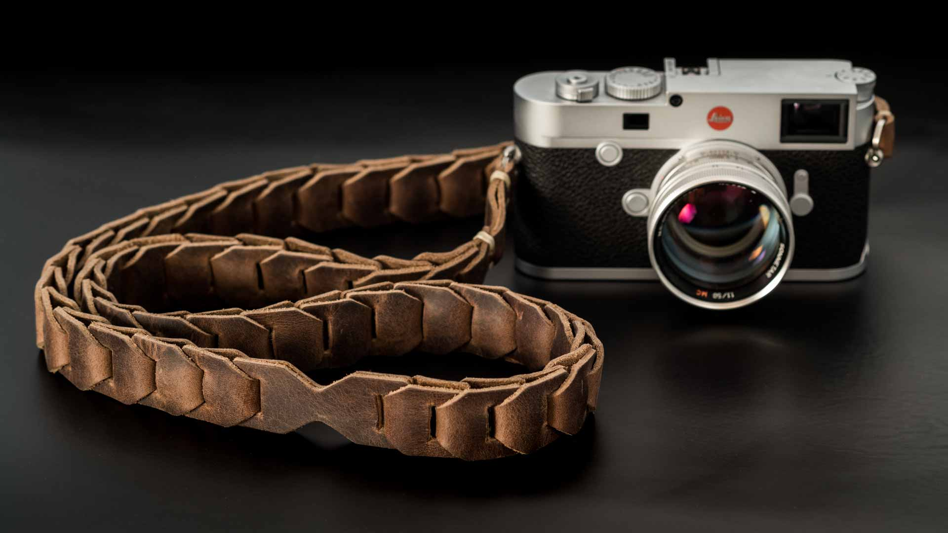 leica m strap, leather camera strap, handmade leather camera strap, leica camera strap, mirrorless camera strap, handmade camera strap, brown camera strap