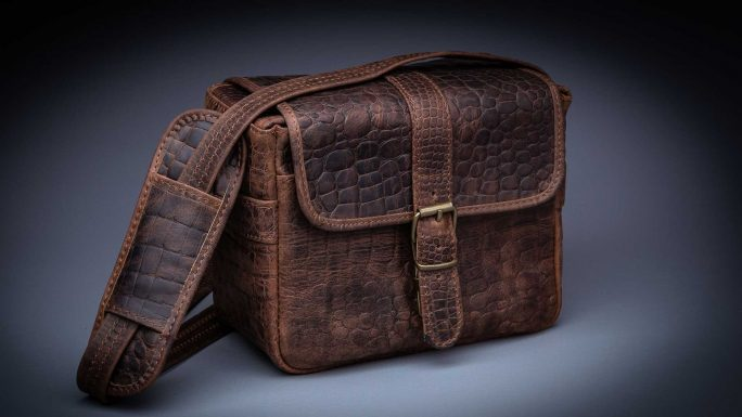 HAVANA TRAVELER, CIGAR BROWN CROC